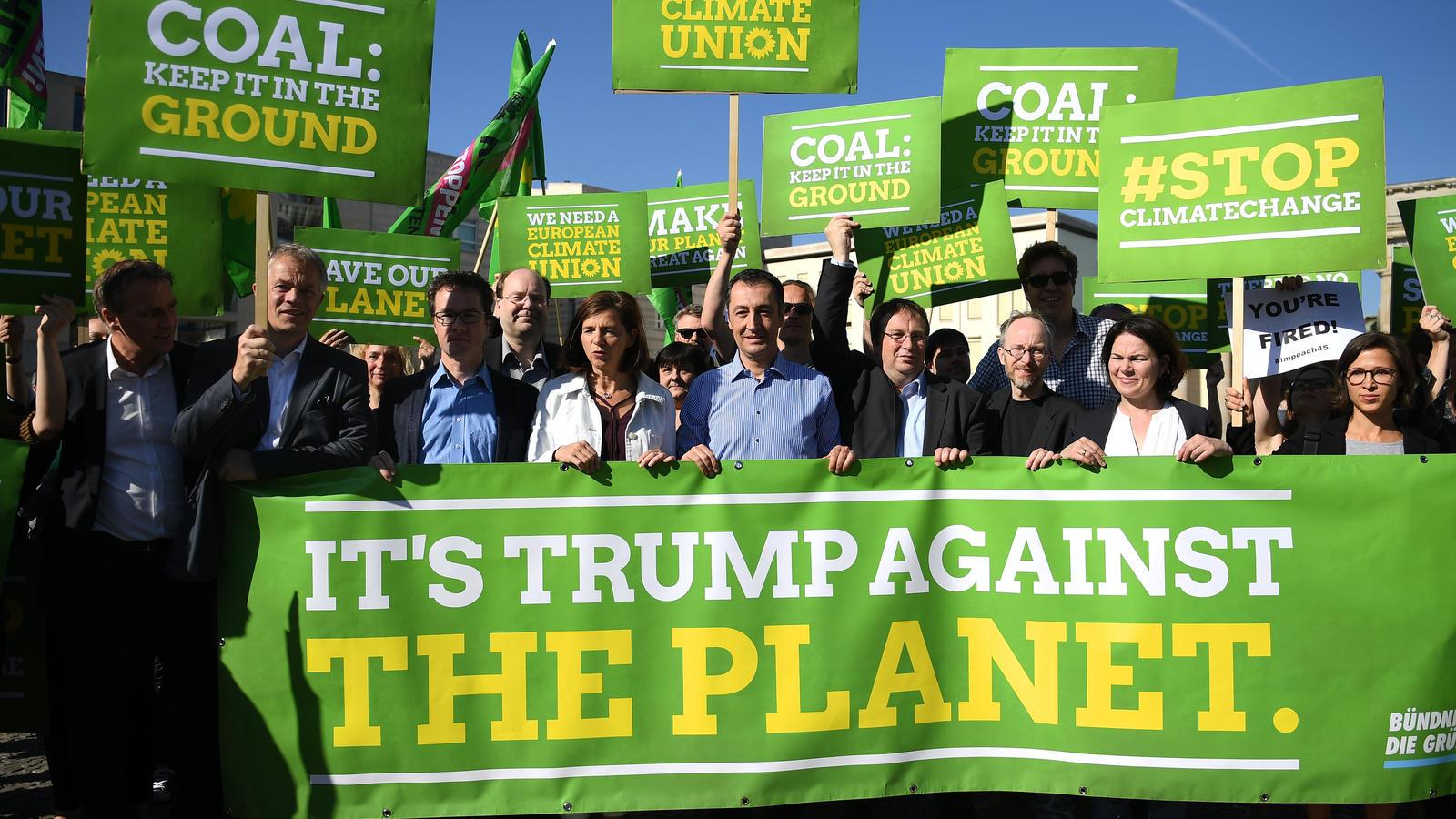 USA verabschieden sich offiziell vom Klimaabkommen