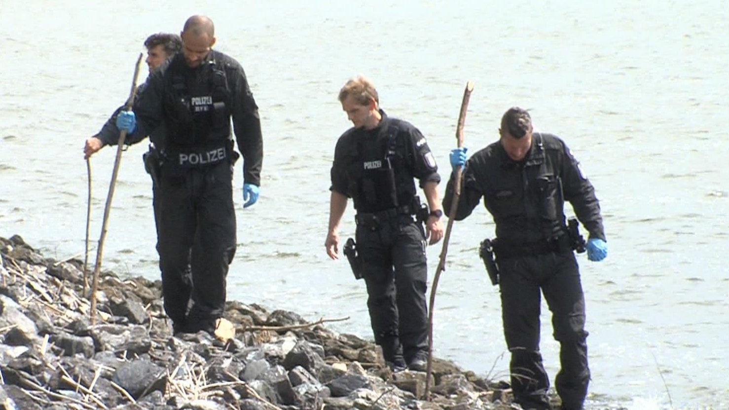 Prostituiertenmord in Hamburg: Polizei fischt Kopf aus dem Wasser