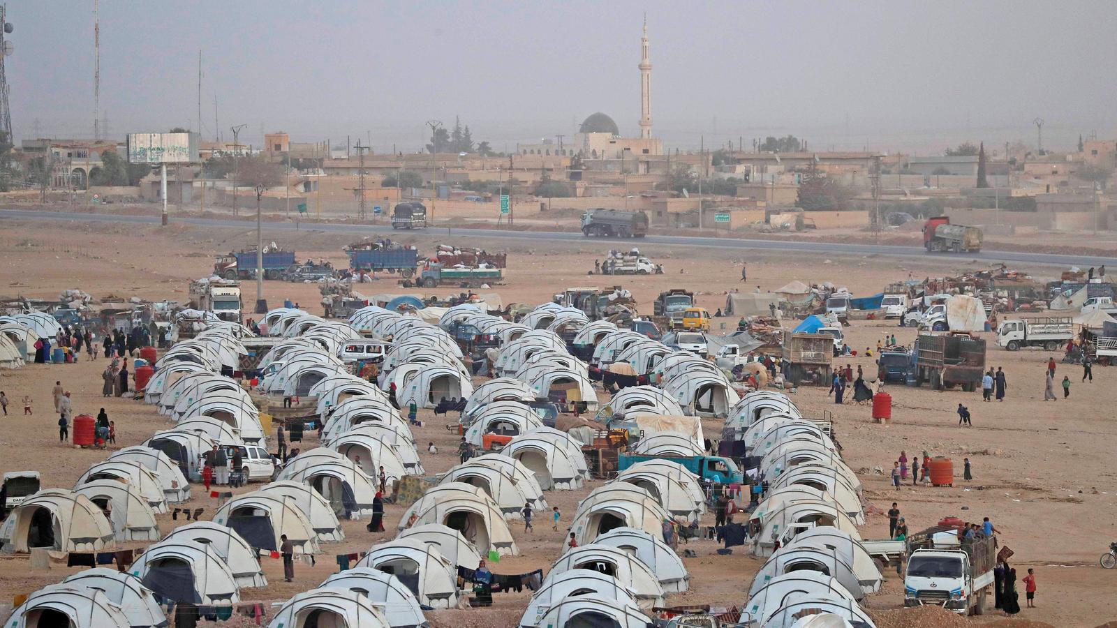 Heftigste Gefechte in Syrien seit Kampf um Aleppo