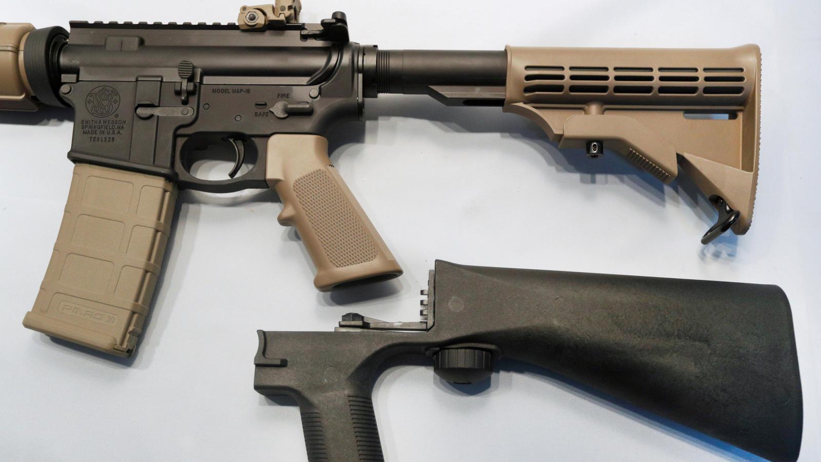 US-Politiker erwägen Verschärfung des Waffengesetzes [0:54]