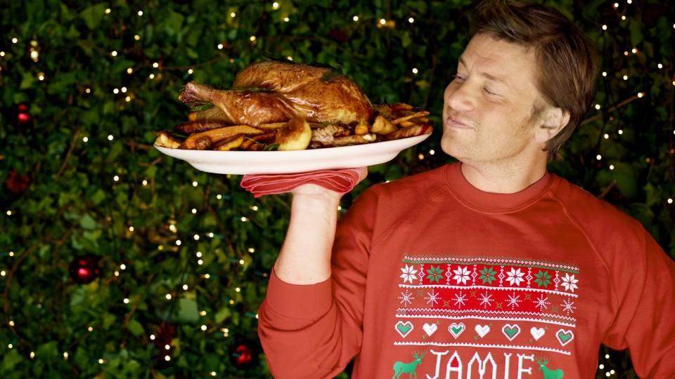 Italienisches Weihnachtsmenü Rezepte.Jamies Italienische Weihnachten Jamie Oliver Präsentiert