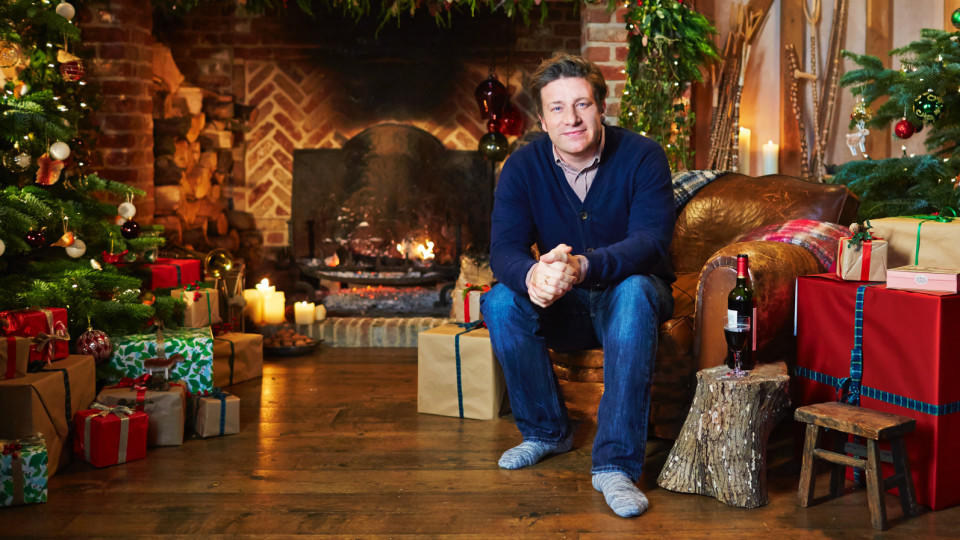 Rtl Weihnachten 2019.Jamies Großes Weihnachtsessen Kulinarische Hochgenüsse Zu