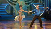Moritz A. Sachs tanzt die Samba