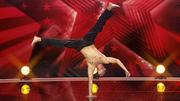 Vinzenz: Seine Leidenschaft ist das Tanzen