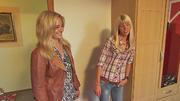 Teilen sich Lena und Janine bald ein Schlafzimmer?