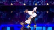 Das Publikum verhilft Laura und Pavel zum Stern