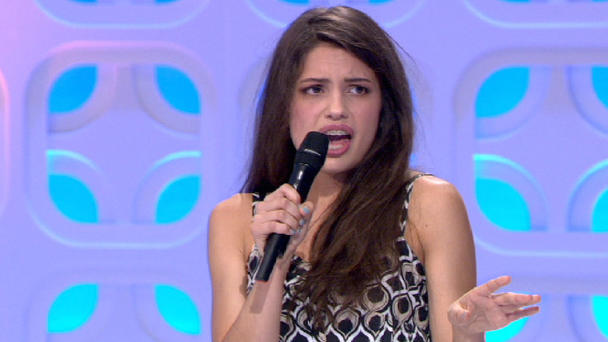 """DSDS 2014: Ellen Victoria ist eine """"richtige Rampensau"""""""