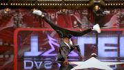Luciano eifert seinem Vorbild Michael Jackson nach