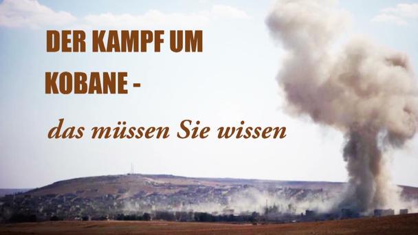 In 60 Sekunden: Darum ist Kobane so wichtig