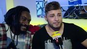 Fitzroy und Severino rocken Karaoke-Bar
