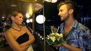 Mustafa sucht das Vieraugengespräch mit Mandy