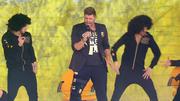 Severino zeigt eine Mega-Show trotz Verletzung