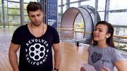 Severino und Viviana haben Probleme mit ihrem Duett