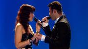 Standing Ovations für Erica und Antonio