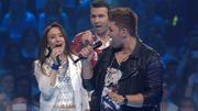 "Antonio, Viviana und Severino singen ""Don't Worry"""