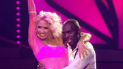 Hans und Kathrin überzeugen mit einer feurigen Samba