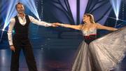 Panagiota und Sergiu mit dem Quickstep