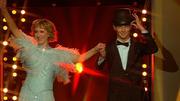 Beatrice und Vadim mit dem Quickstep