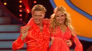 Katja und Paul mit dem Cha Cha Cha