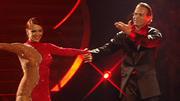 Ralf und Oana mit dem Tango