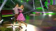 Matthias und Ekaterina mit dem Freestyle
