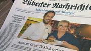 """""""Mehr geht nicht: Wir sind ein Star in Lübeck!"""""""
