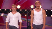 Standing Ovations für zwei coole Schweden