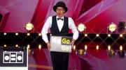 "Die Jury sagt ""Hello!"" to Pantomime Yosuke Ikeda"
