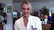 Anne-Catrin Märzke spielt Dr. Maja Brünning