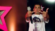 Rapper Ali rastet nach dem Auftritt aus