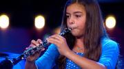 """""""Wunderkind"""" Maryam begeistert an der Oboe"""