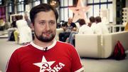 """Oliver Markstädter: """"Ein russischer Comedian"""""""