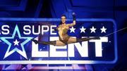 Tatiana spaltet mit ihrer Akrobatik die Jury