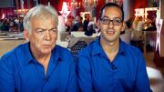Karim und Georg versuchen es dieses Mal als Duo