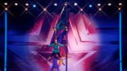 Alia und Andrey Kanakhin zeigen traumhafte Akrobatik