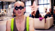 Stephen Paul Taylor liebt die 80er-Jahre