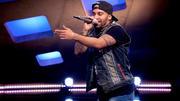 Mit seinem positiven Rap kommt Jason Medina bei der Jury an