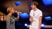 Roy Drechsler singt im Duett mit Michelle