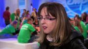 Kandidatin Christin Engel steht nicht auf Dieters Sprüche