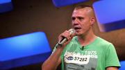 Jochen Stämmler: Hammergroove, aber leider keine Stimme