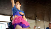 Vollmer als Ballett-Tänzer?