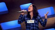 Angelika Ewa Turo singt Roland-Kaiser-Hit