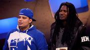 """Mohamed ist der """"Star"""" im Reggae-Duo"""