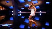 Sophie Sellhorn überzeugt mit feuriger Performance