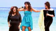 Klassische Töne bei Vlada, Tallana und Jana