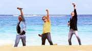 """Ruben, Attila und Thomas singen """"Born To Be Wild"""""""