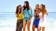 "Manuela, Ramona, Lindsay und Dalia performen ""Supergirl"""