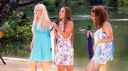 """Manuela, Jessica und Lindsay performen """"Let It Go"""""""