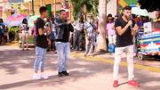 Igor, Ruben & René: Jamaikas neue Boyband?