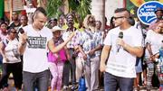 Prince Damien und Francesco reißen Jamaika mit